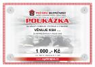 POUKÁZKA 1 000 Kč