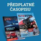 RESCUE report - předplatné 1 rok, tištěný časopis